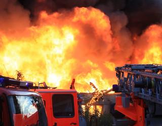 Polscy strażacy wyjechali do Turcji. Pomogą w gaszeniu pożarów