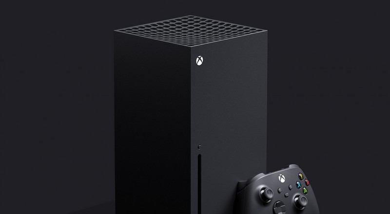 Here's your first look at Microsoft's wild new game console, the Xbox Series X (MSFT)