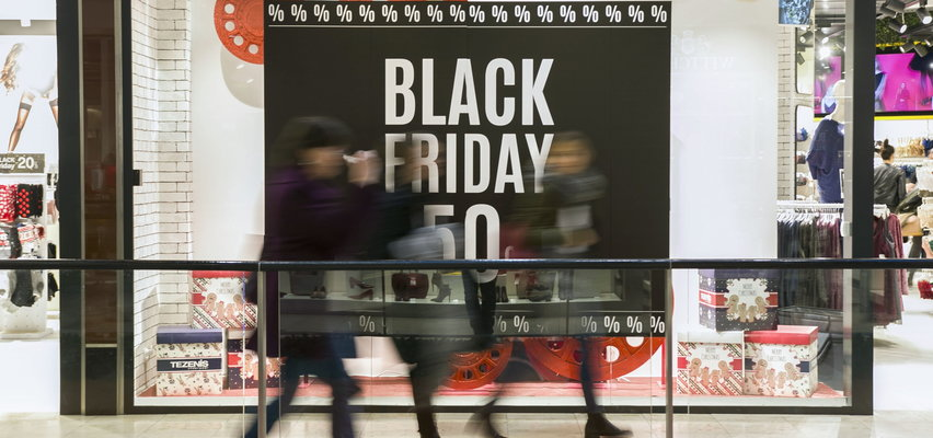Black Friday 2021. Kiedy rozpoczną się duże przedświąteczne promocje i wyprzedaże?
