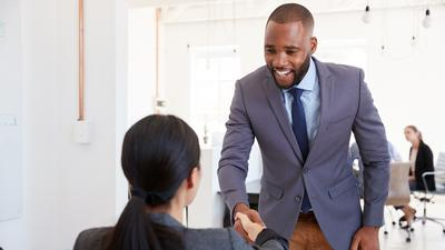 Is it really necessary to give compliments to the HR during a job interview?