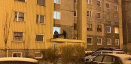 Mąż zamordował żonę i skoczył z wieżowca? To druga bardzo podobna zbrodnia w tym samym mieście