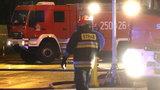 Tragedia w Kętrzynie. Małżeństwo zginęło w pożarze