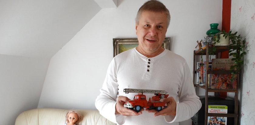 W Lublinie powstaje niezwykłe muzeum. Warto pomóc panu Tomaszowi