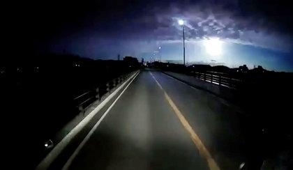 Niezwykłe zjawisko na niebie. Mówią o kuli ognia i końcu świata