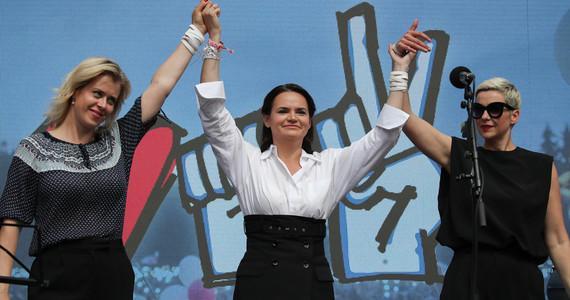 Białoruś. Wybory prezydenckie. Maria Kolesnikova o możliwych ...