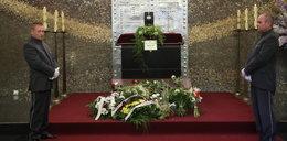 Tysiące ludzi na pogrzebie Roberta Brylewskiego. Padły wzruszające słowa
