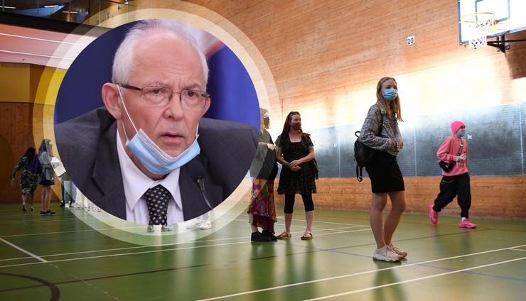 kon skole RAS Tanjug Slobodan Miljevic, EPA Andy Rain