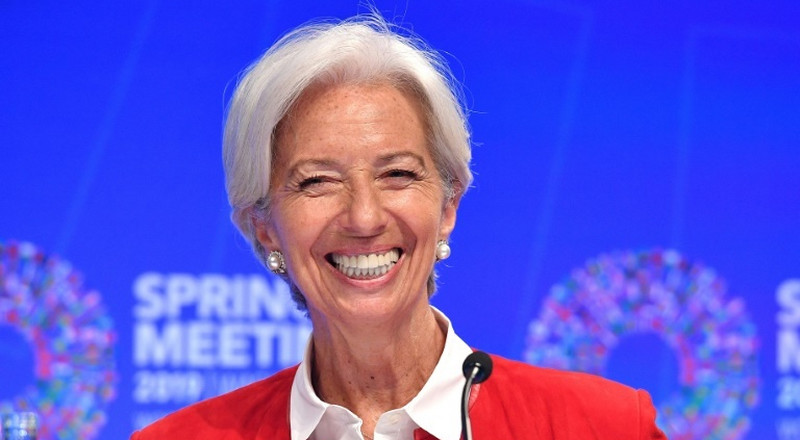 Christine Lagarde steps down as head of IMF to become President of European Central Bank