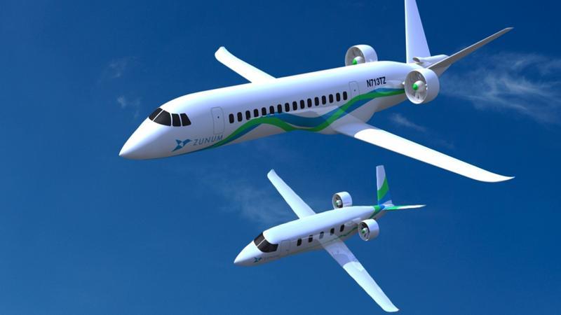 Zunum Aero - wspólna inicjatywa Boeing i JetBlue obniży koszty podróży lotniczych