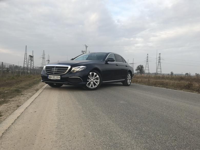 Mercedes klasy E - W213