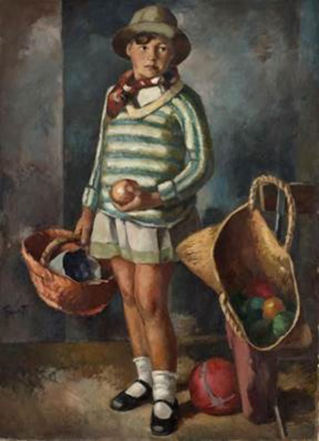 """Jovan Bijelić """"Mala Dubravka"""", 1928."""