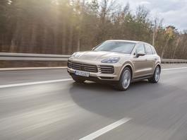 Porsche Cayenne E-Hybrid – najlepszy hybrydowy SUV | TEST