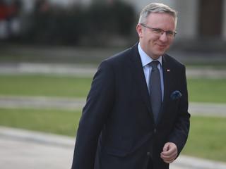 Szczerski w rozmowie z szefem kancelarii prezydenta RFN krytycznie o budowie Nord Stream 2
