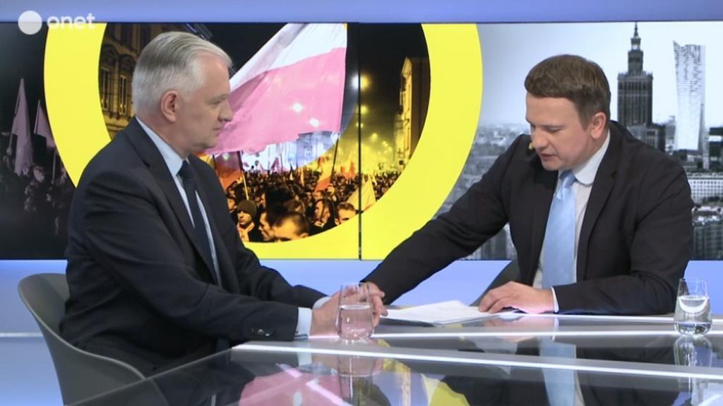 Onet Opinie - Andrzej Stankiewicz: Jarosław Gowin (17.05.17)