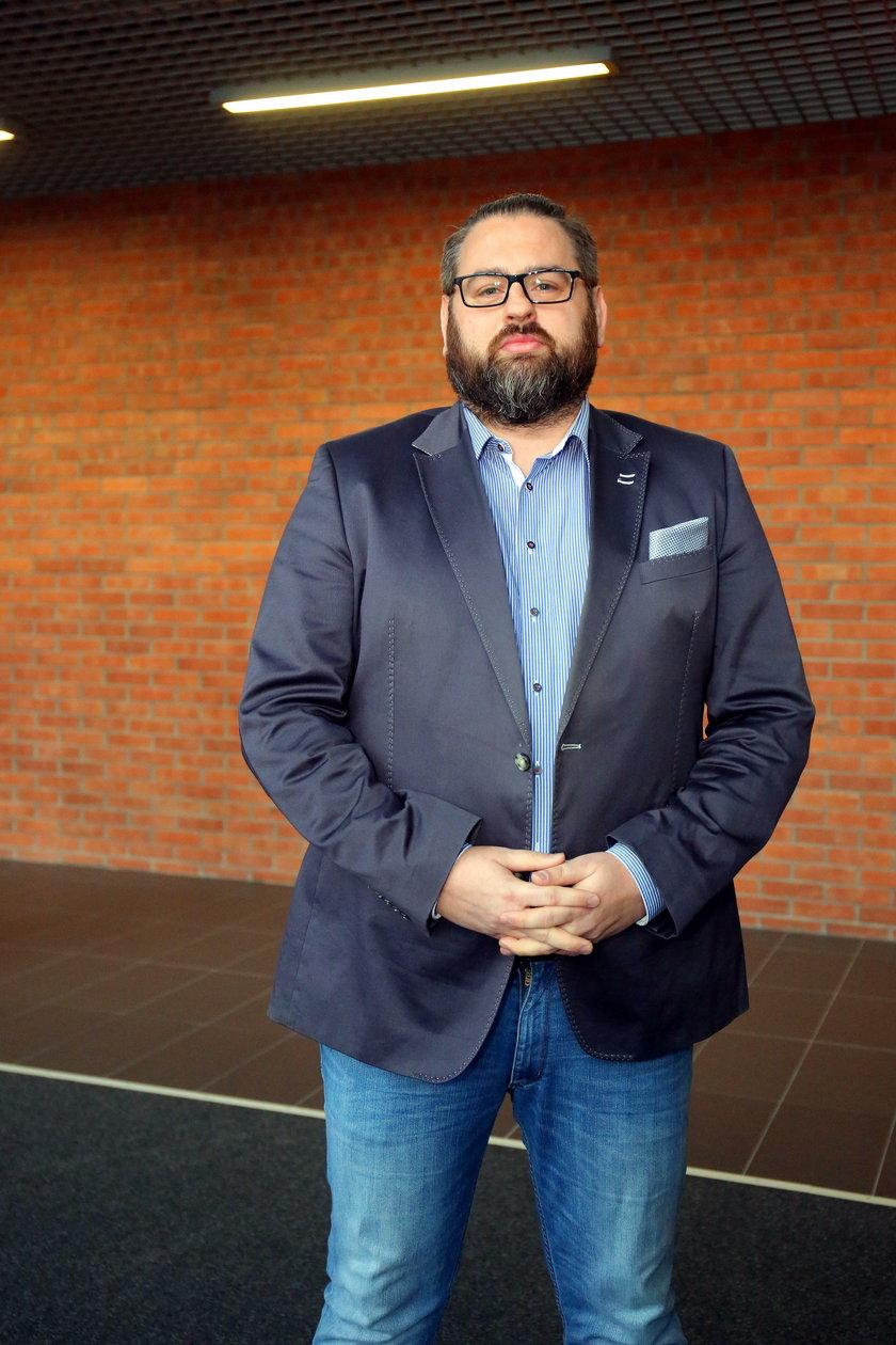 Tomasz Skalski, członek zarządu Profbud