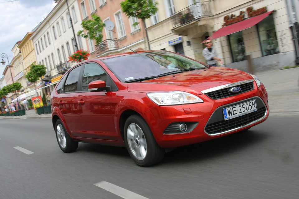 7. Ford Focus II 2004-11