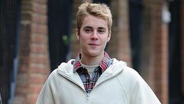 Justin Bieber trenuje z FC Barceloną
