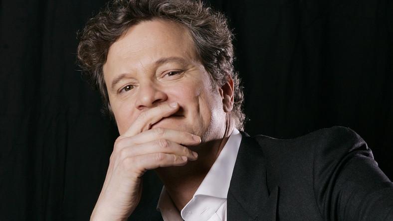 Colin Firth został aktorem, bo nie chciał dorosnąć