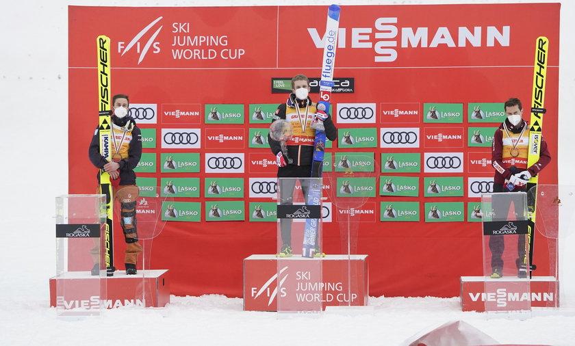 Puchar Świata: Szóste podium Kamila Stocha!