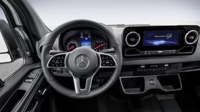 Mercedes Sprinter: van jakiego jeszcze nie było