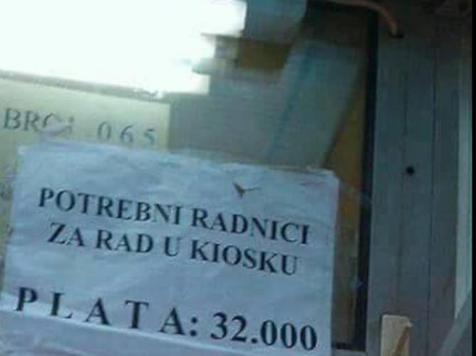 Oglas na trafici će vas RAZBESNETI: Donji deo slike objašnjava zašto je u Srbiji PAKAO BITI ŽENA