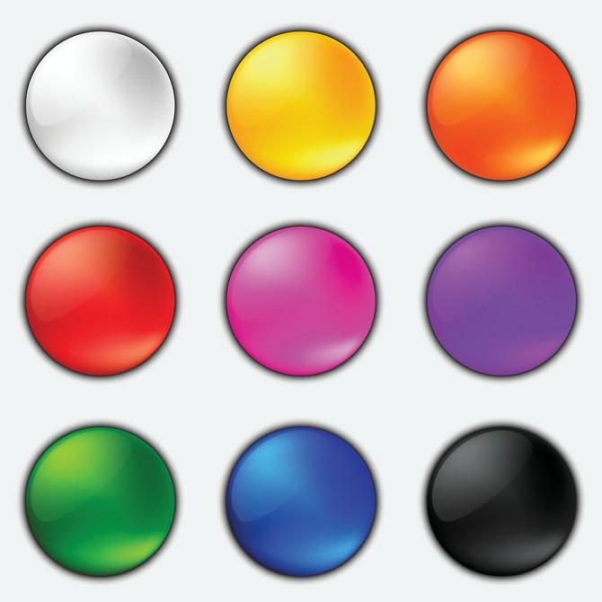 Izaberite boju, otkrijte kako se osećate