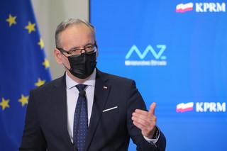 Niedzielski: Wariant Delta staje się w Polsce dominujący