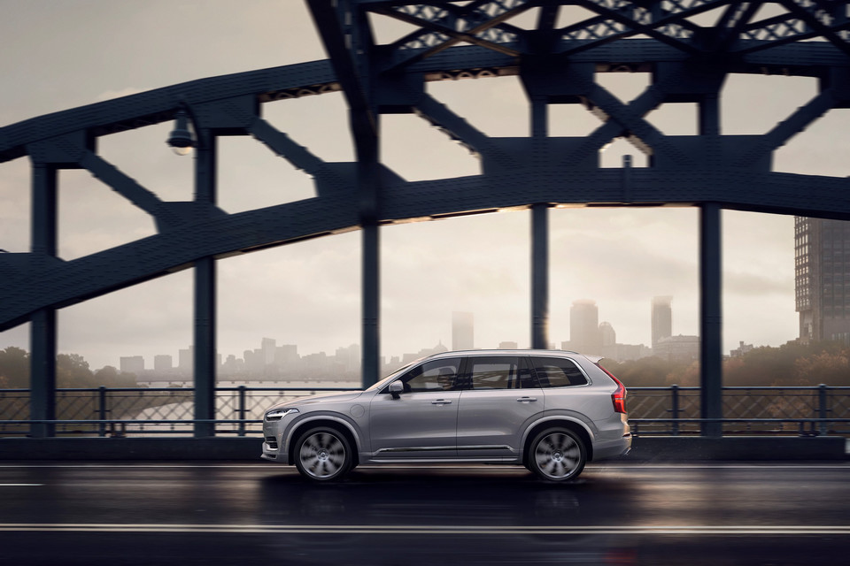 Volvo XC90 po liftingu