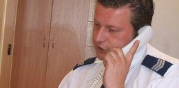 Policjant pomógł uratować samobójcę w Szwecji!