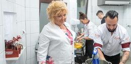 Magda Gessler ostro do właścicielki restauracji: Świnie jedzą lepsze ziemniaki!
