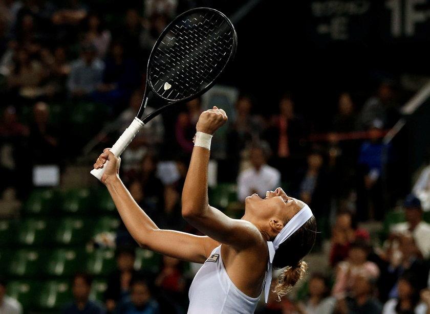 Magda Linette w ćwierćfinale turnieju WTA w Tokio. Sensacyjna wygrana
