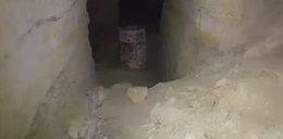 Odnaleźli w tunelu ciało kobiety. Morderca odciął jej ucho
