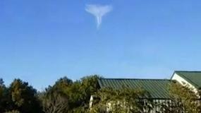 W Karolinie Południowej pojawiła się chmura w kształcie anioła