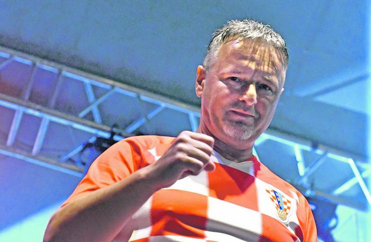 Marko Perkovic Thompson