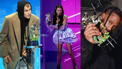 Justin Bieber, Beyonce, Wizkid and all the VMAs 2021 winners (LIST)