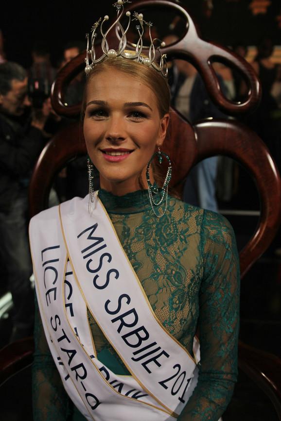 Najlepša: Marija Ćetković