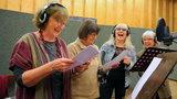 Alibabki w studio Radia Łódź nagrywają nową płytę