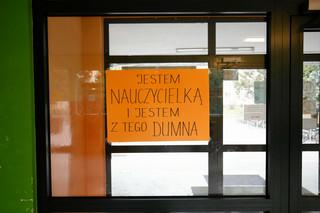 Ostrowska: ZNP próbuje przerzucić odpowiedzialność na dyrektorów szkół