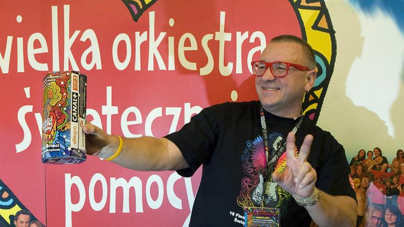 Wielka Orkiestra Świątecznej Pomocy schodzi do podziemia