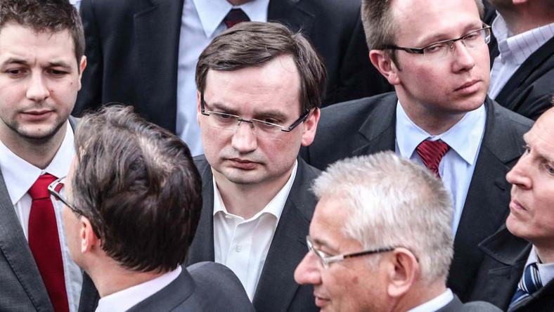 Tomasz Nałęcz skrytykował Zbigniewa Ziobrę