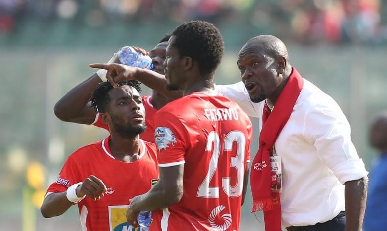 Kotoko are aiming for a first continental trophy since 1983