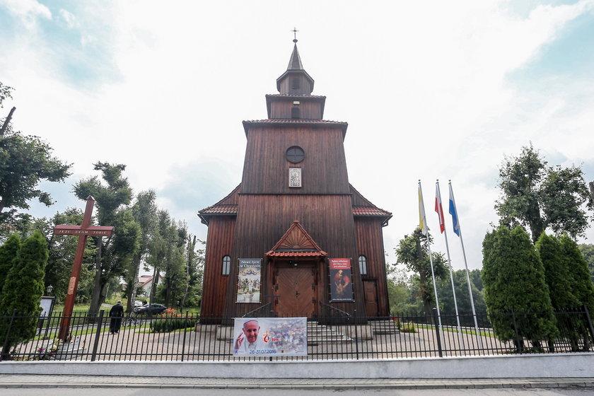 Kościół w Krzyszkowicach