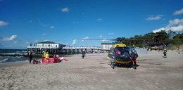 Tragedia w Ustroniu Morskim. Nie żyje 19-latek