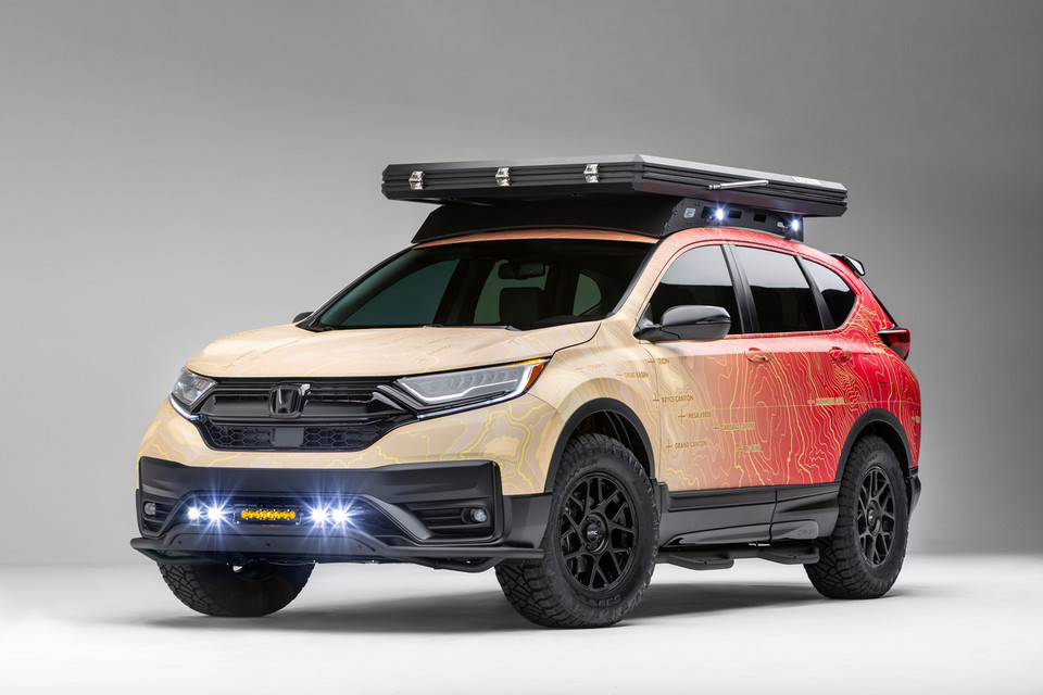 Honda CR-V Dream Build Jsport