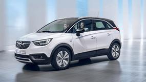 Nowy Opel Crossland X – crossover do miasta
