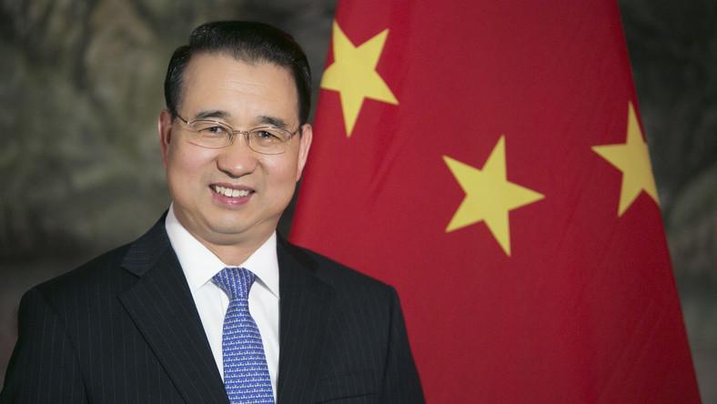 Koronawirus. Ambasador Chin w Polsce: to Ameryka rozsiewa polityczny wirus