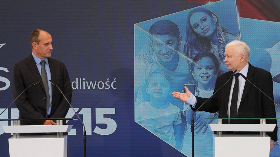 Paweł Kukiz o wyborze RPO: gdyby nie umowa z prezesem Kaczyńskim, nie uczestniczyłbym w tym głosowaniu