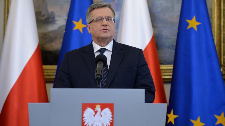 Ambasador Rosji: Komorowski zaproszony do Moskwy. Bez odpowiedzi