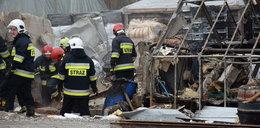 Wybuch w Suwałkach. Trzy osoby ranne