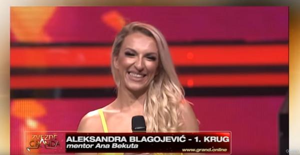 Aleksandra Blagojević 1